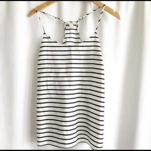 J Crew Factory Striped Camisole